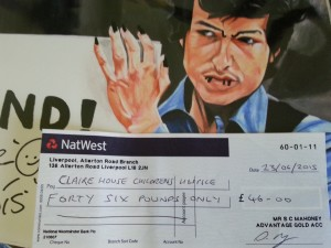 Cheque pic