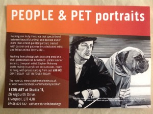 People and Pets FLYER